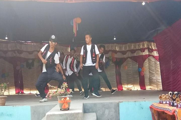 Jawahar Navodaya Vidyalaya-Events dance