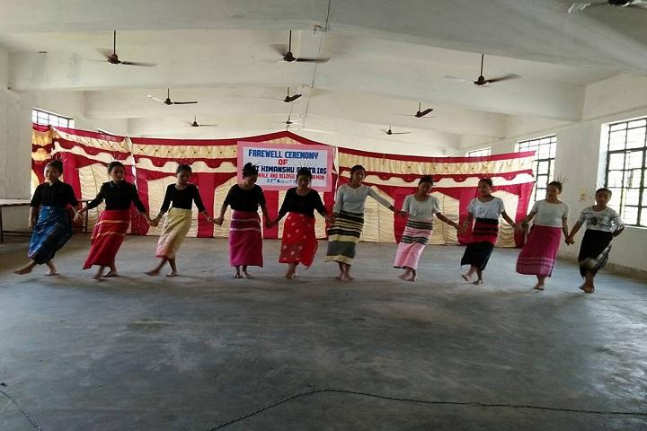 Jawahar Navodaya Vidyalaya-Events farewell ceremony