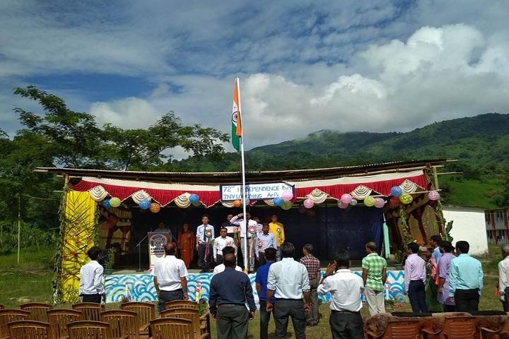 Jawahar Navodaya Vidyalaya-Events independance day