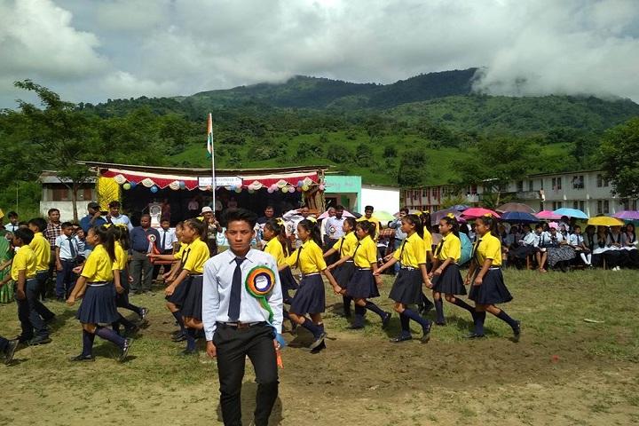 Jawahar Navodaya Vidyalaya-Others marching