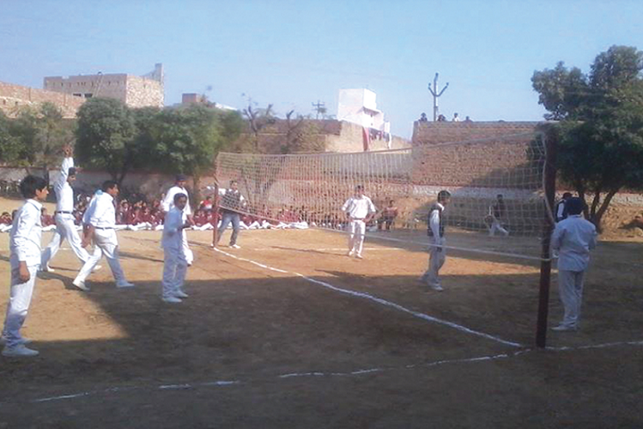 Sutlej Public School-Sports