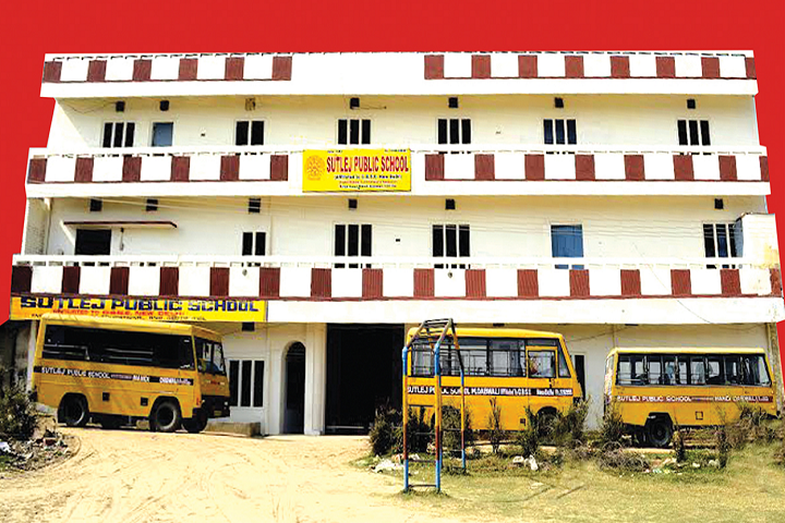Sutlej Public School-Transport