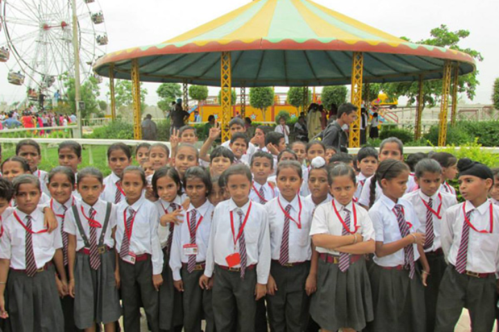 Sutlej Public School- Junior Students