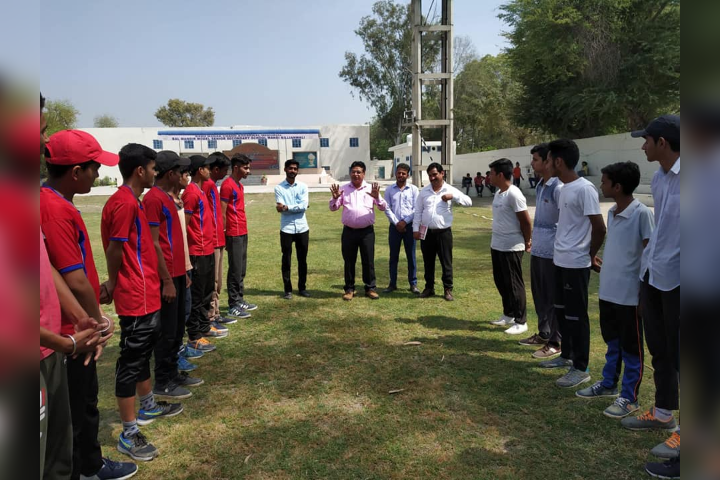 Sutlej Public School- Sports Team