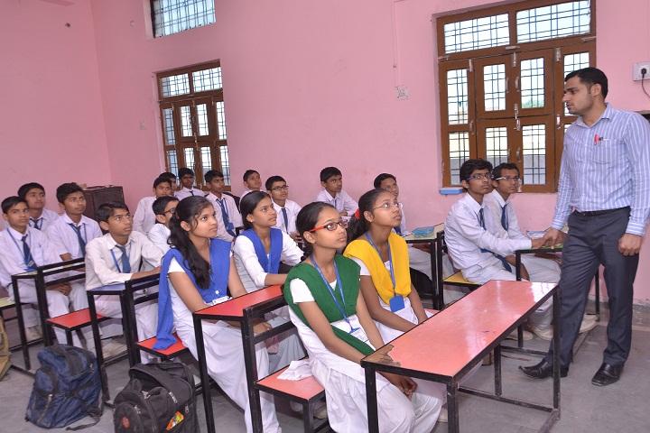 Swami Vivekanand Public School-Classroom1