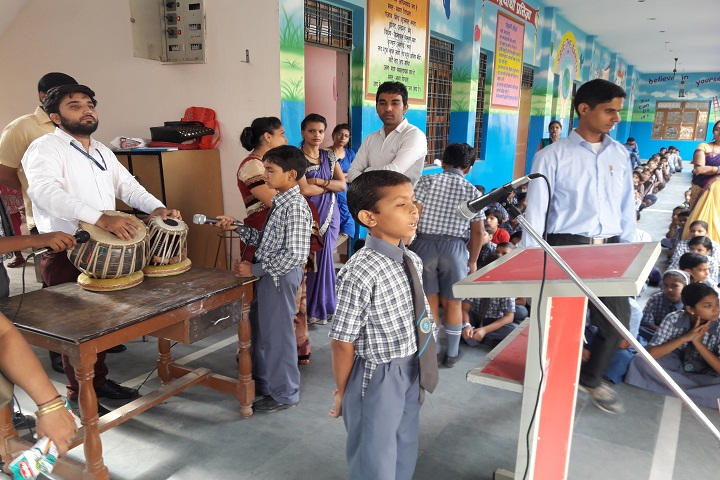 Swami Vivekanand Public School-Events1