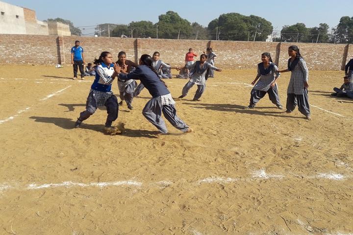 Swami Vivekanand Public School-Sports