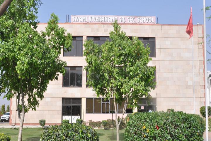 Swami Vivekanand Senior Secondary School-Campus-View