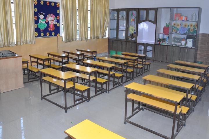 Swami Vivekanand Senior Secondary School-Classroom