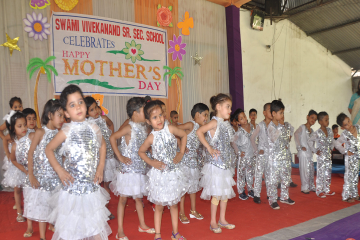 Swami Vivekanand Senior Secondary School-Cultural-Events