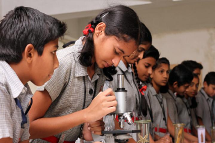 Swami Vivekanand Senior Secondary School-Laboratory