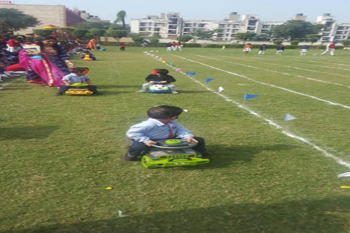 Swami Vivekanand Senior Secondary School-Sports
