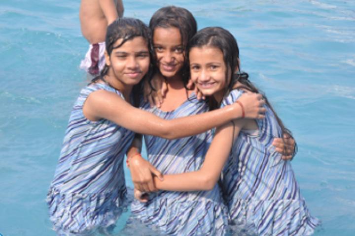 Swami Vivekanand Senior Secondary School-Swimming-pool