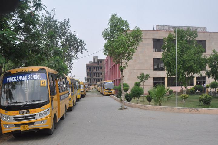 Swami Vivekanand Senior Secondary School-Transport