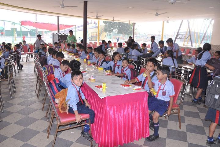 Swami Vivekanand Senior Secondary School-Cafeteria