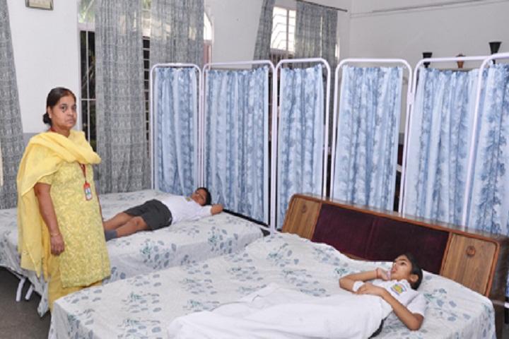 Tagore Baal Niketan-Medical Facility