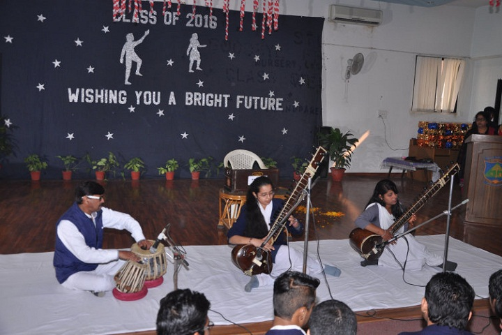 Tagore Baal Niketan-Music Room