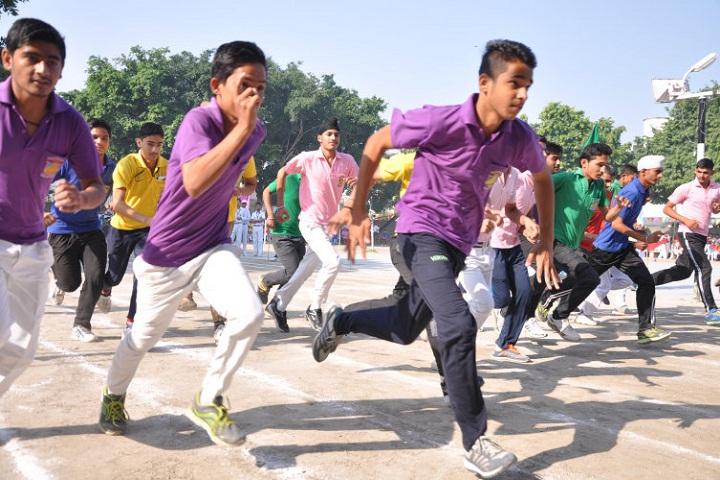 Tagore Baal Niketan-Sports