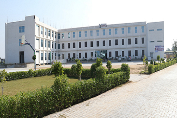 Tagore Public School-Campus-View