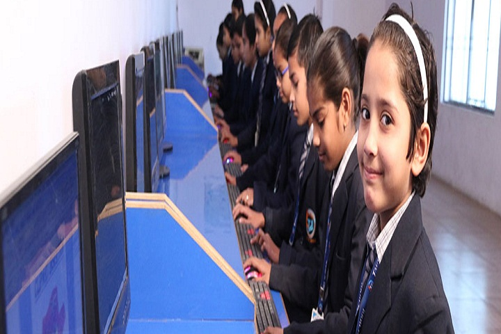 Tagore Public School-IT-Lab