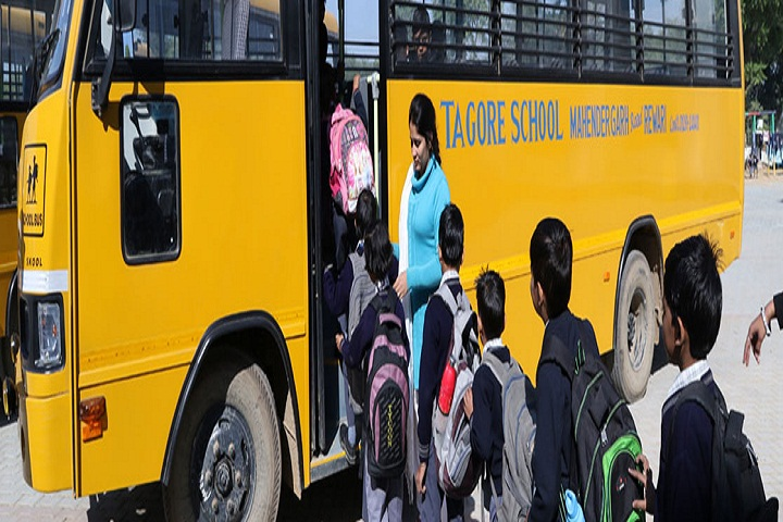 Tagore Public School-Transport
