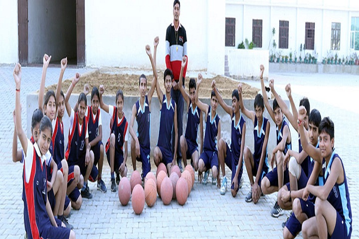 Tagore Public School-Sports-Activity