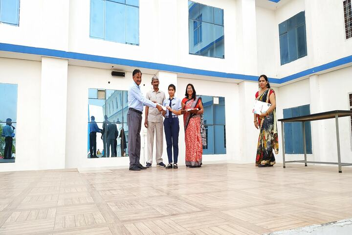 Tagore Public School-Prize Distribution
