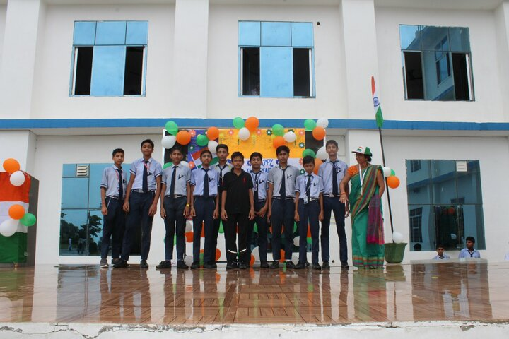 Tagore Public School-Republic Day