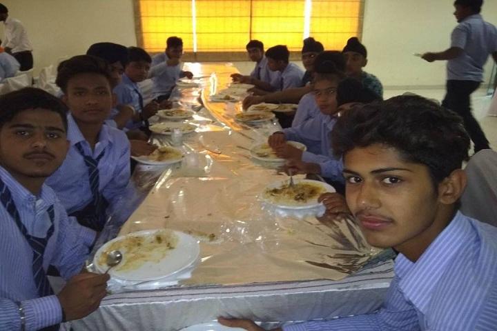 Tagore Public School-Cafeteria