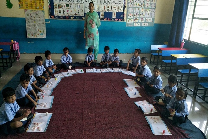 Tagore Public School-Drawing-Competition