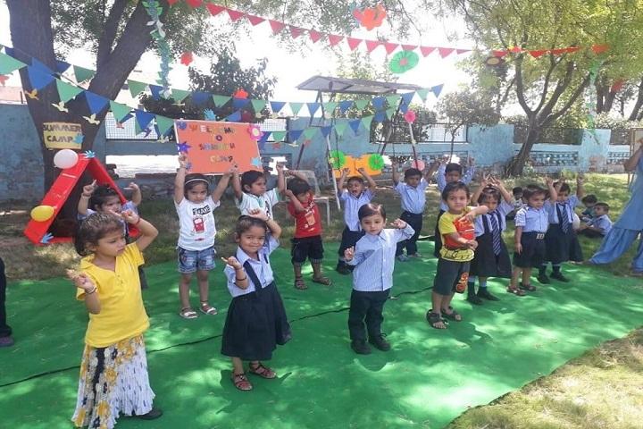 Tagore Public School-Kindergarten