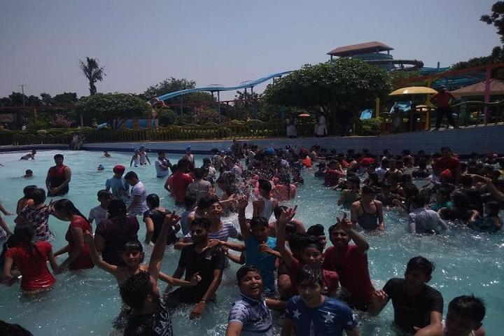 Tagore Public School-Swimming-Pool