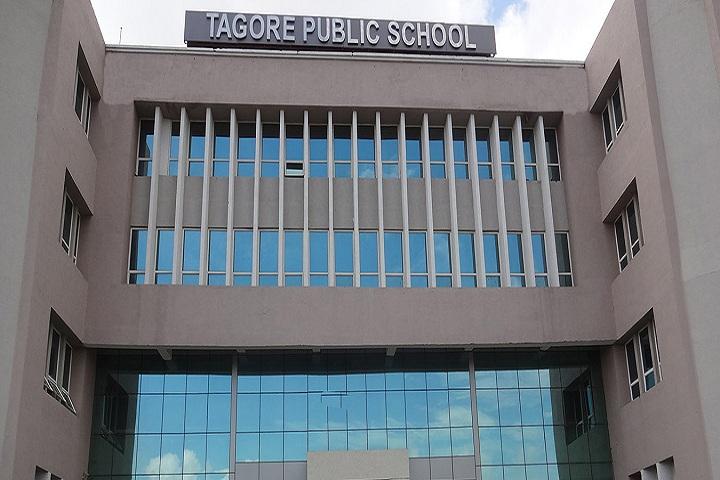 Tagore Public School-Campus-View