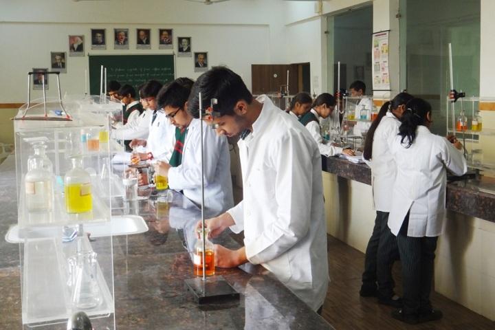 Tagore Public School-Chemistry-Lab