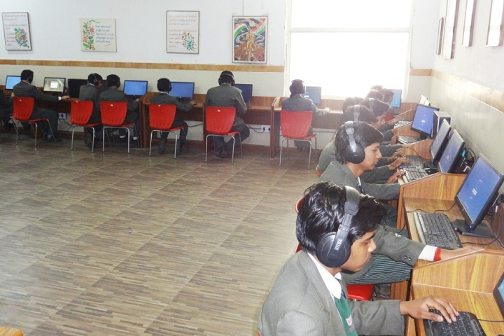 Tagore Public School-Language-Lab