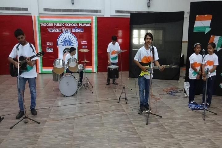 Tagore Public School-Music-Room