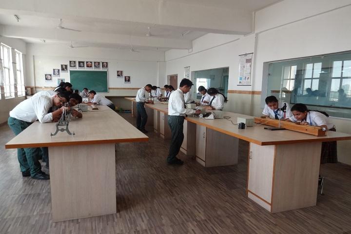 Tagore Public School-Physics-Lab
