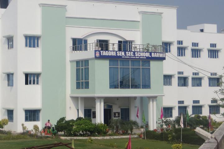 Tagore Senior Secondary School-Campus-View