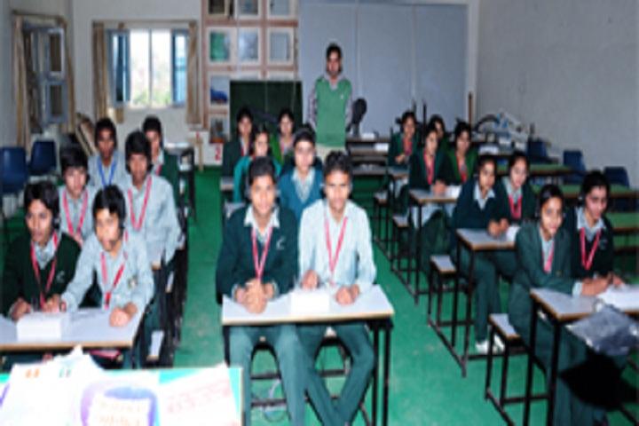 Tagore Senior Secondary School-Classroom