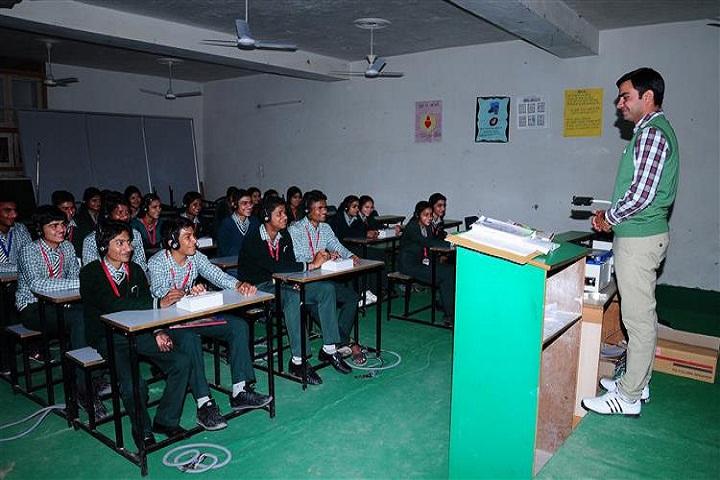 Tagore Senior Secondary School-Classroom1