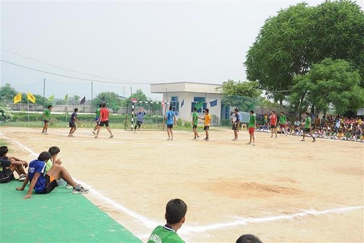 Tagore Senior Secondary School-Sports
