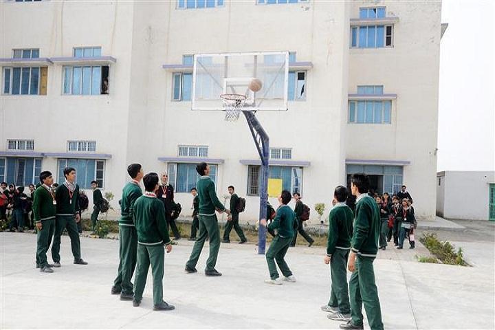 Tagore Senior Secondary School-Sports1