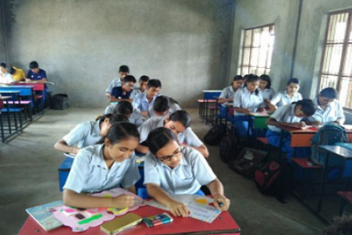 Takshila Public School-Classroom