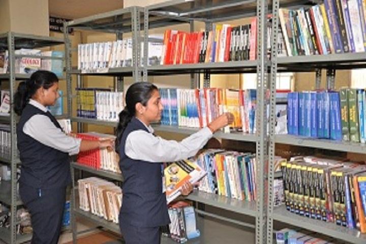 Takshila Public School-Library