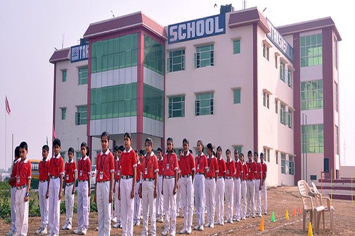 Takshishila International School-Assembly