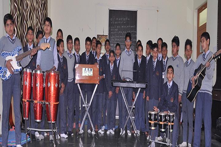 Takshishila International School-Music-Room