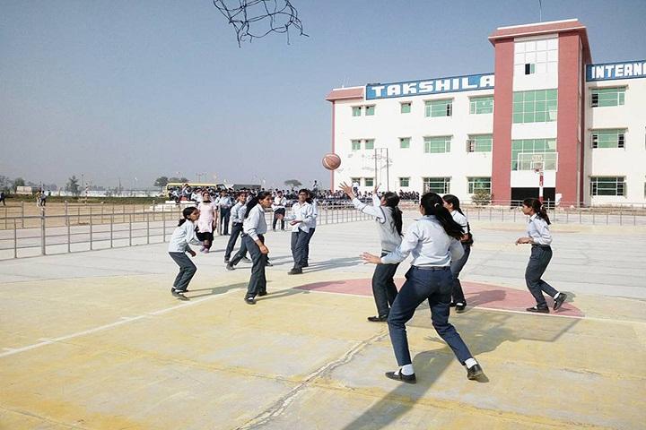 Takshishila International School-Sports