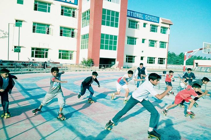 Takshishila International School-Sports1
