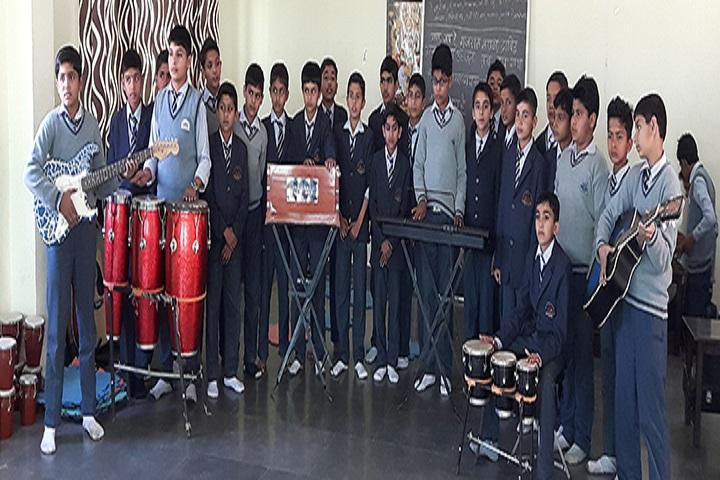 Takshishila International School-Music compitetion