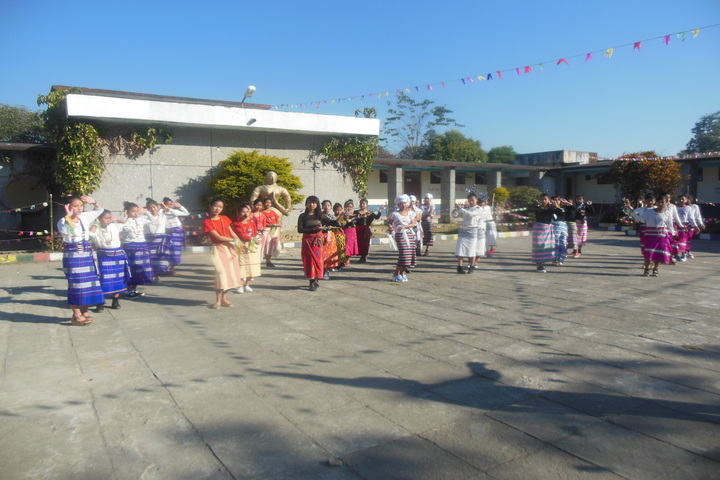 Jawahar Navodaya Vidyalaya-Cultural Dance